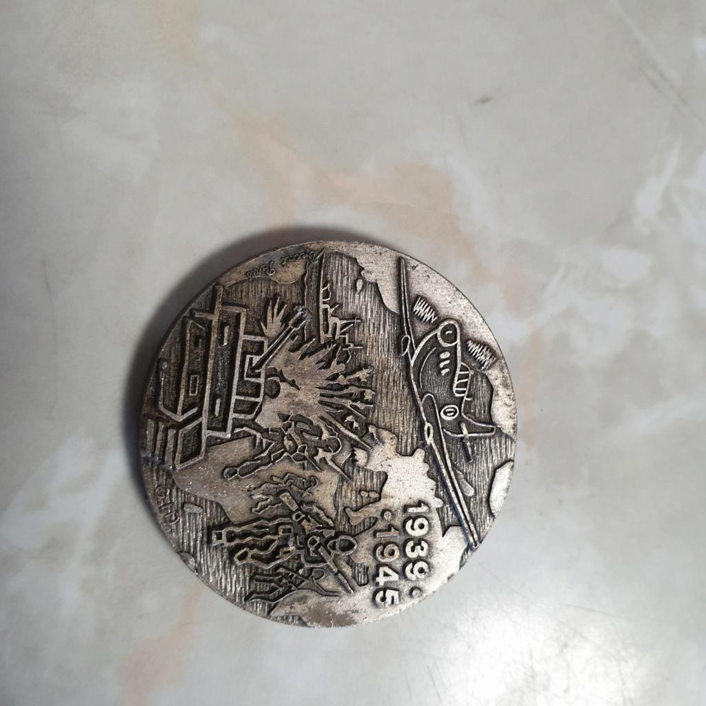 Médaille 39 45 20210710