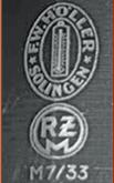 Dague d'officier de la Luftwaffe  Rzm10