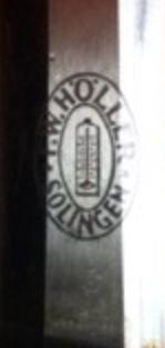 Dague d'officier de la Luftwaffe  Sans_r11