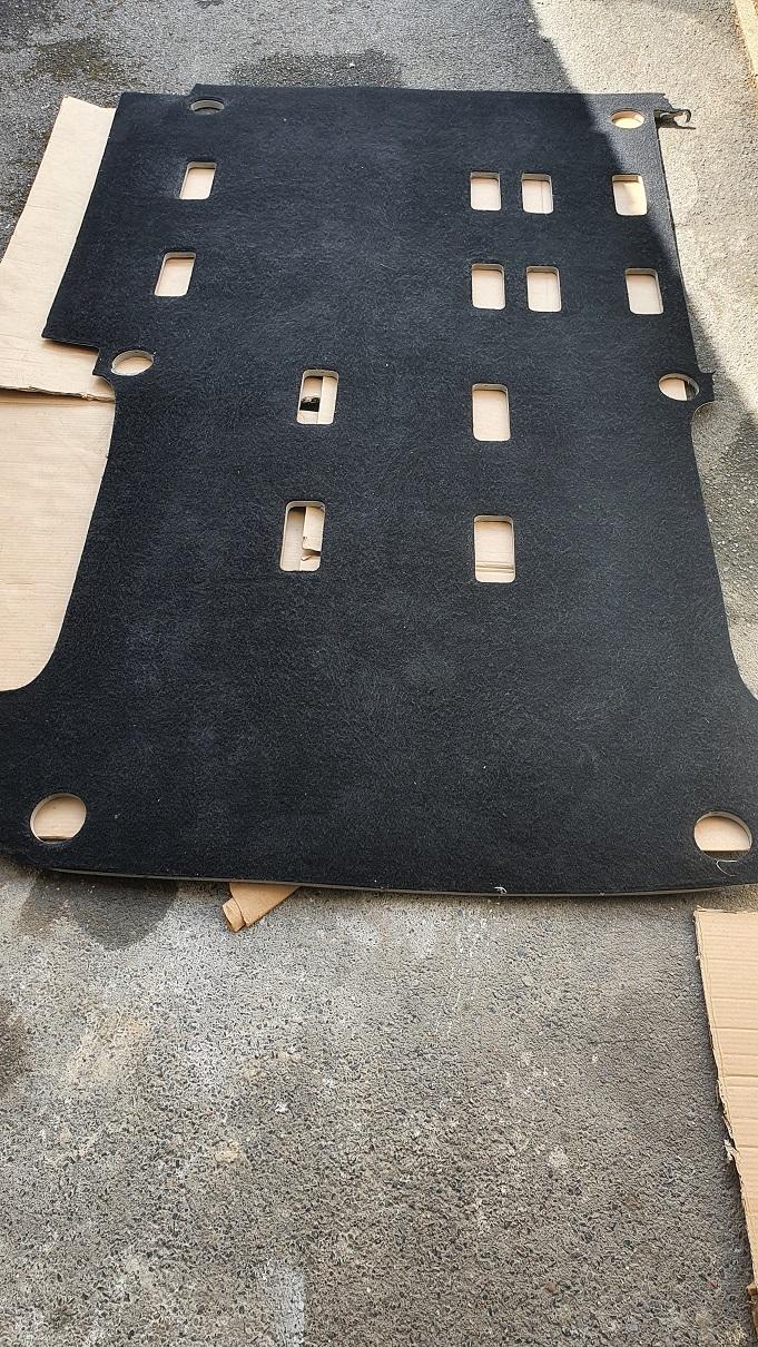 Siège, banquette, tapis arrière, Caravelle T6 Tapisc10