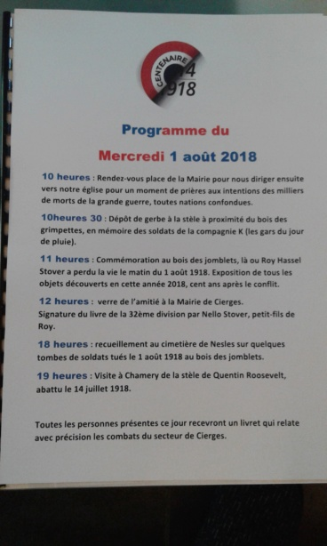 Hommage à Roy hassel stover 20180626