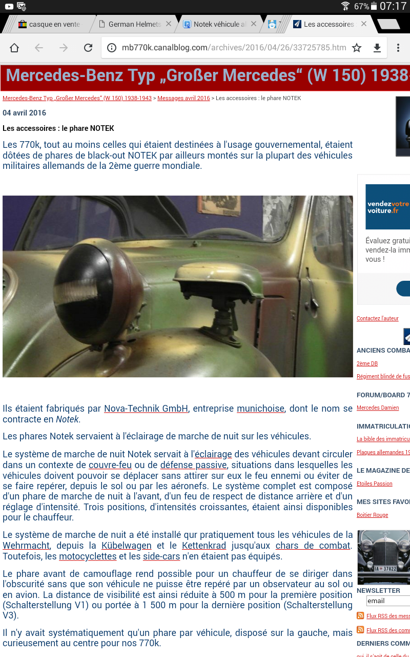 Notek véhicule allemand  Screen11