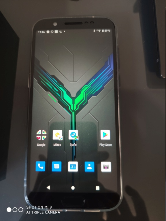 A vendre Xiaomi Black Shark 128 Go 8Go de RAM (Vendu) Img_2021