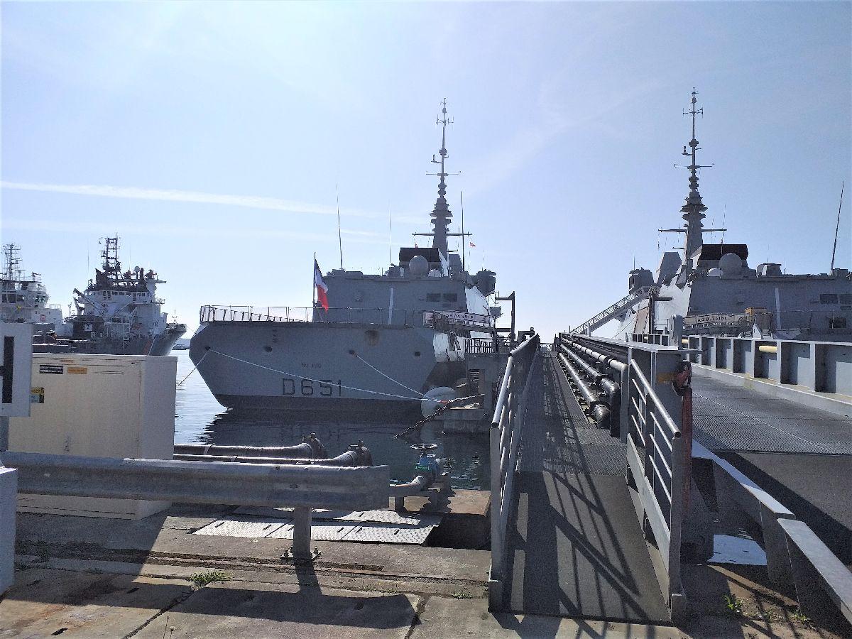 [Les ports militaires de métropole] Port de BREST - TOME 3 - Page 10 1116