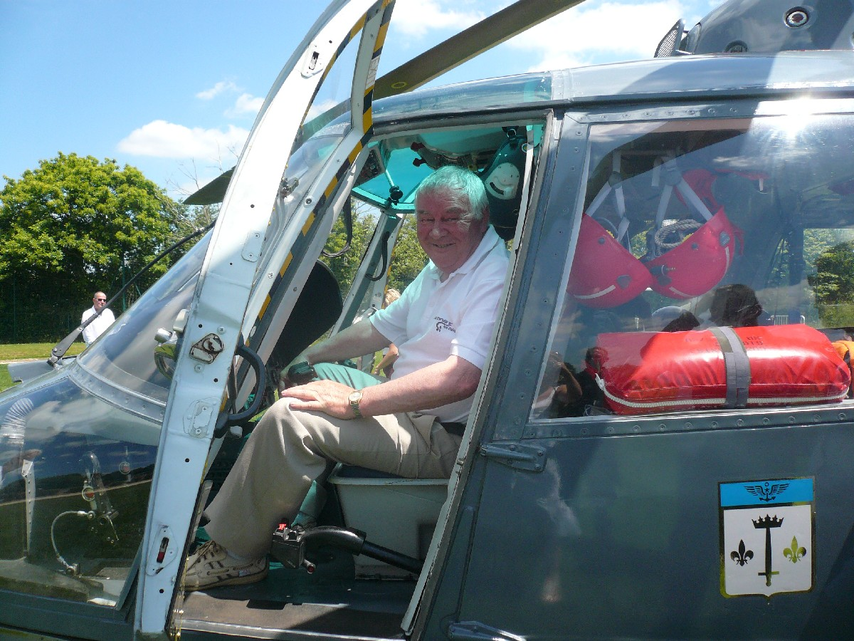 [ Aéronavale divers ] Hélicoptère DAUPHIN - Page 6 1126