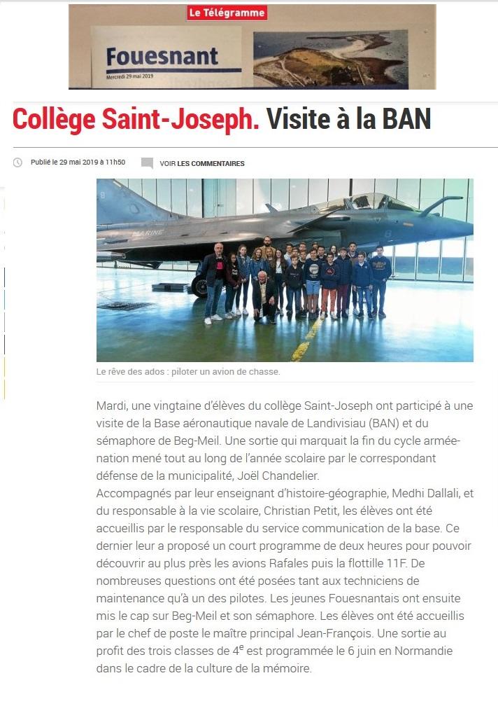 [ Aéronavale divers ] L'Aėronavale présente  au meeting aérien de Morlaix les 28 et 29/09/19 11_art12