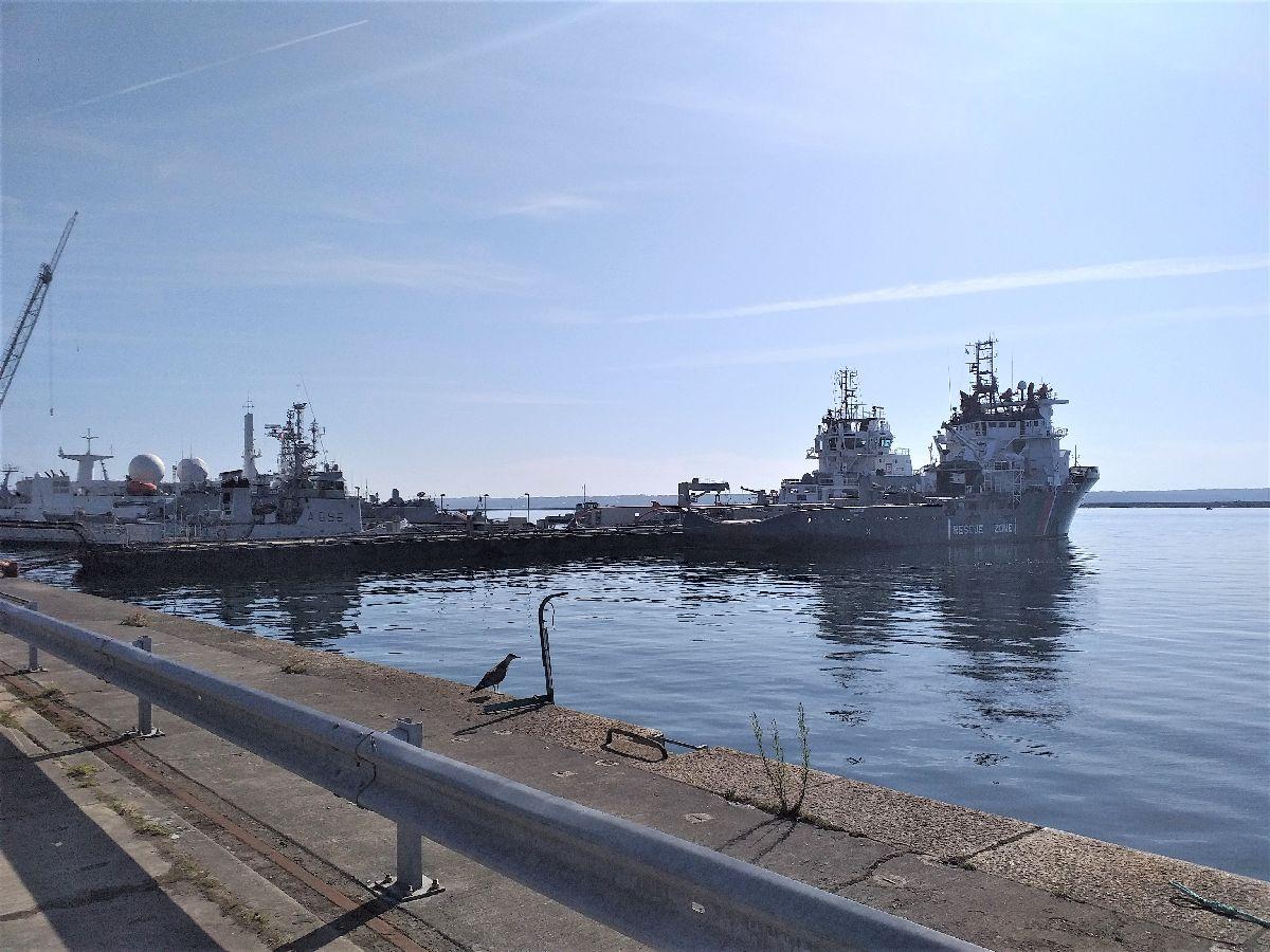 [Les ports militaires de métropole] Port de BREST - TOME 3 - Page 10 1220