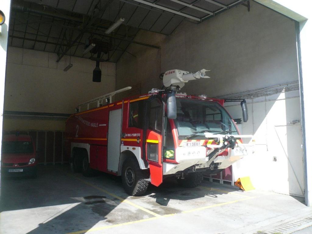 Marins Pompiers des Bases Aeronavale 1515