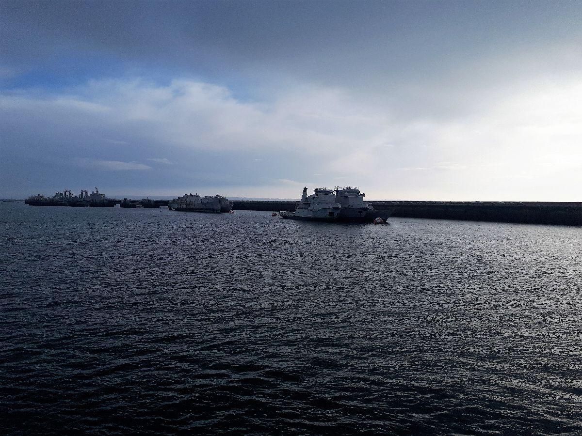 [Les ports militaires de métropole] Port de BREST - TOME 3 - Page 3 20181130
