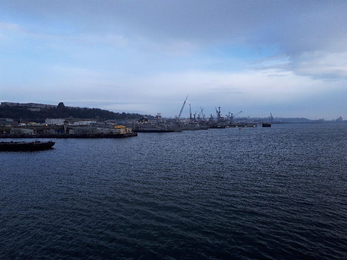 [Les ports militaires de métropole] Port de BREST - TOME 3 - Page 3 20181131
