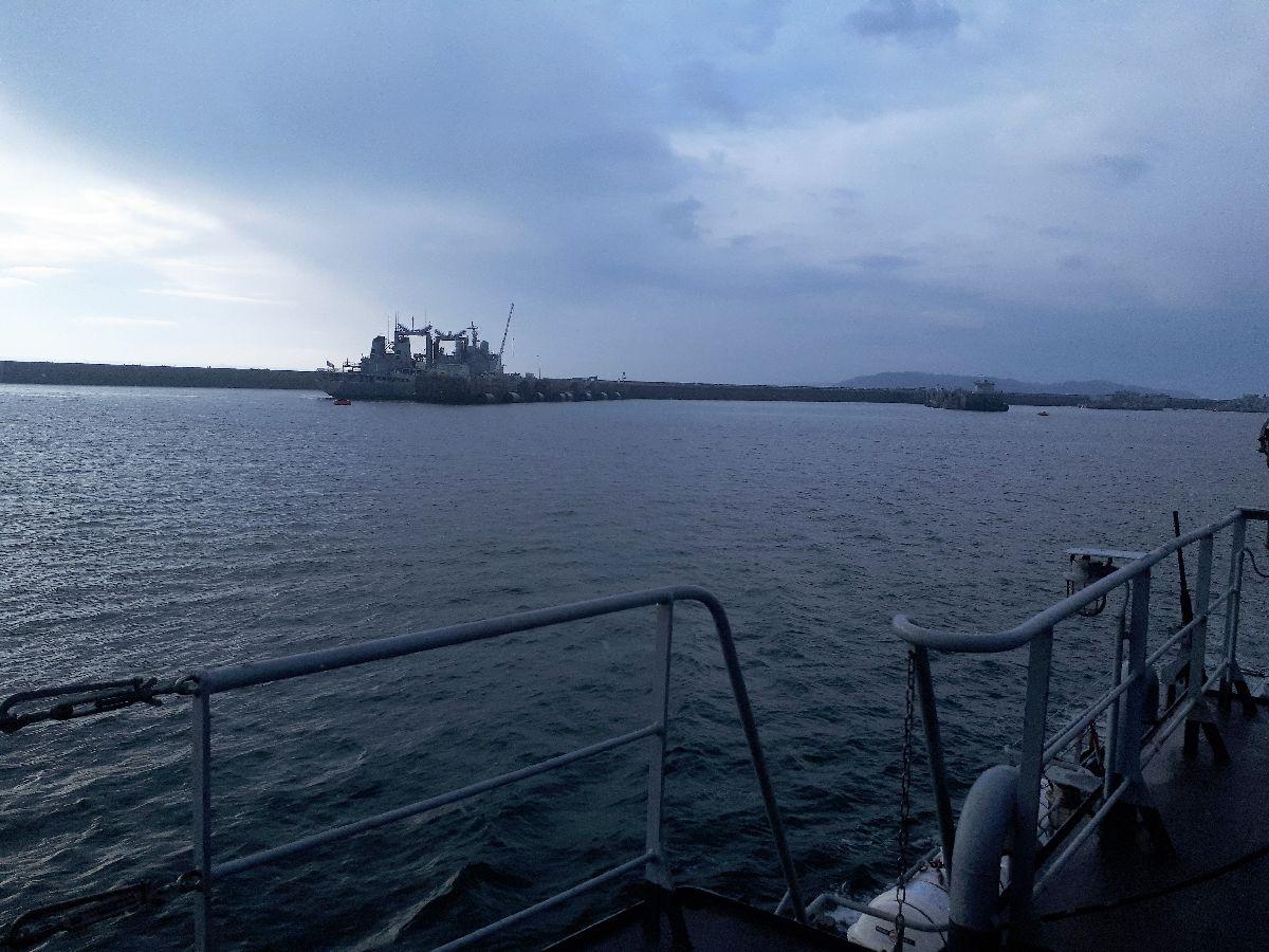 [Les ports militaires de métropole] Port de BREST - TOME 3 - Page 3 20181134