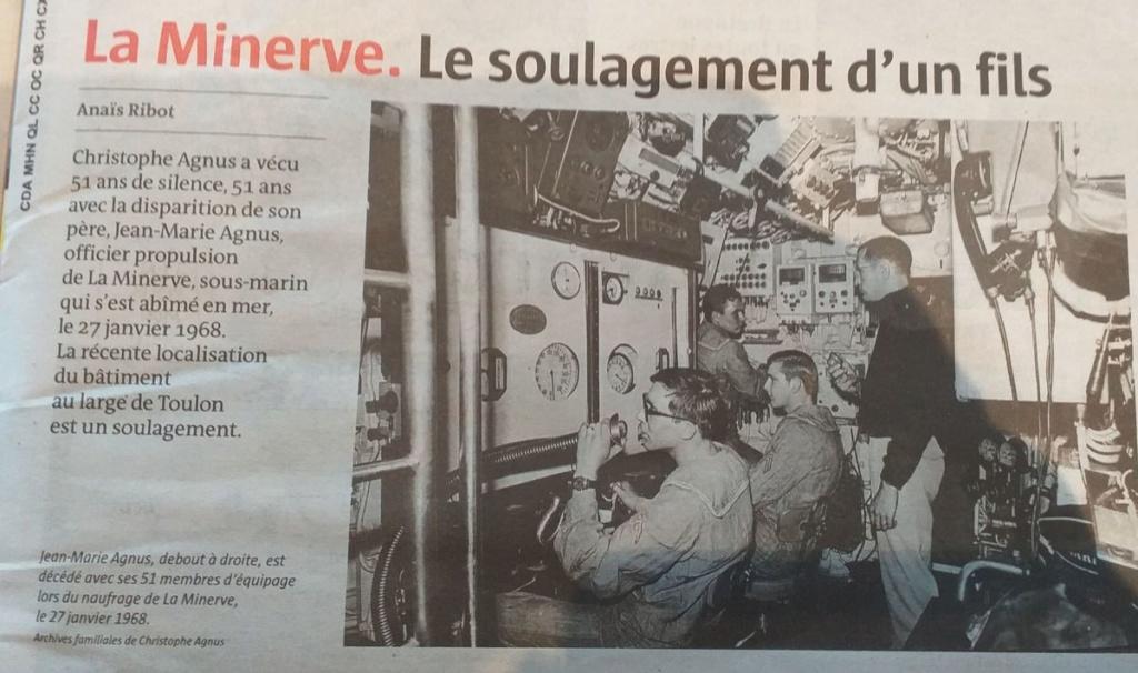[ Blog visiteurs ] La Minerve retrouvée ! 20190737