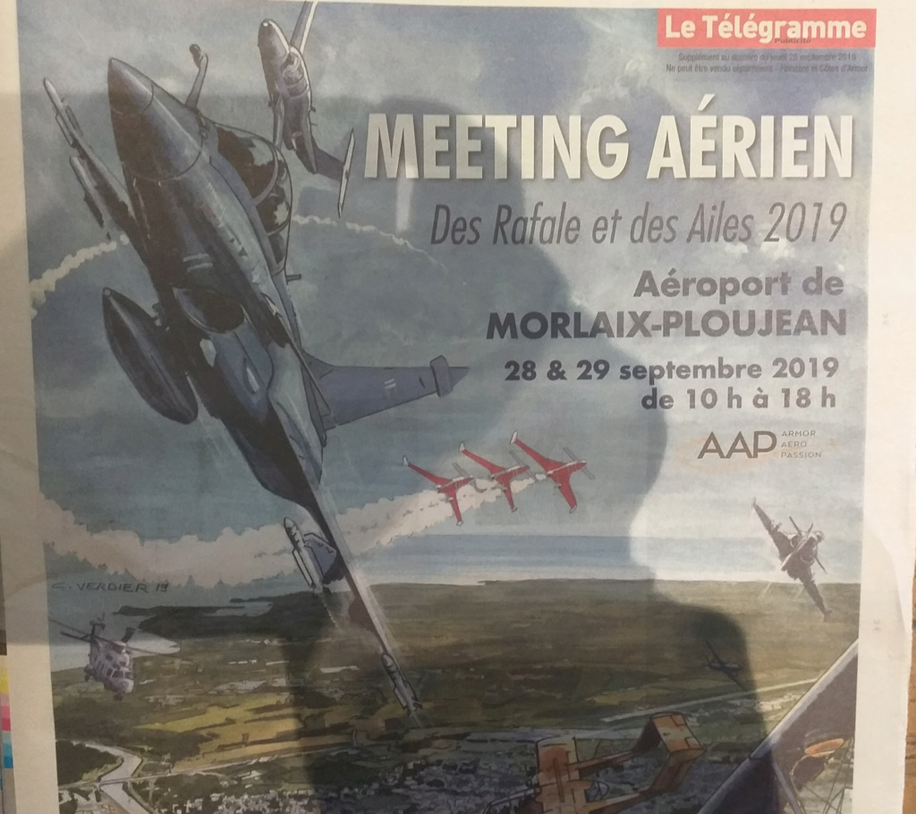 [ Aéronavale divers ] L'Aėronavale présente  au meeting aérien de Morlaix les 28 et 29/09/19 20190953