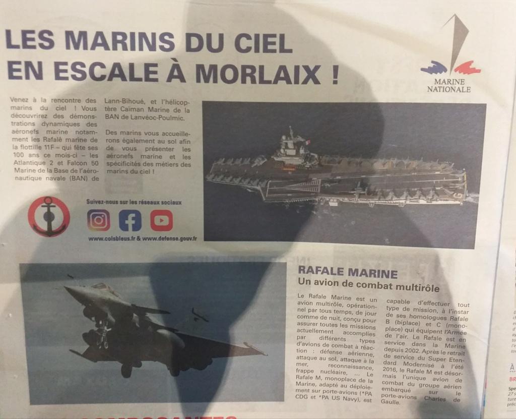 [ Aéronavale divers ] L'Aėronavale présente  au meeting aérien de Morlaix les 28 et 29/09/19 20190955