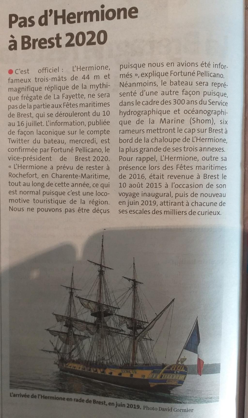 [Vie des ports] BREST Ports et rade - Volume 001 - Page 9 20200227