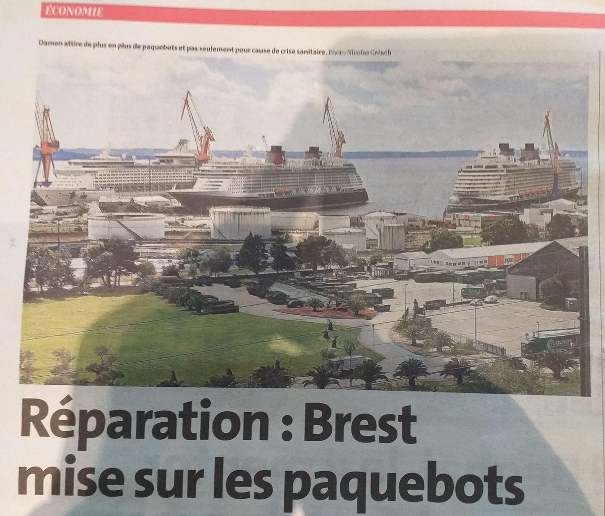 [Vie des ports] BREST Ports et rade - Volume 001 - Page 15 20200911