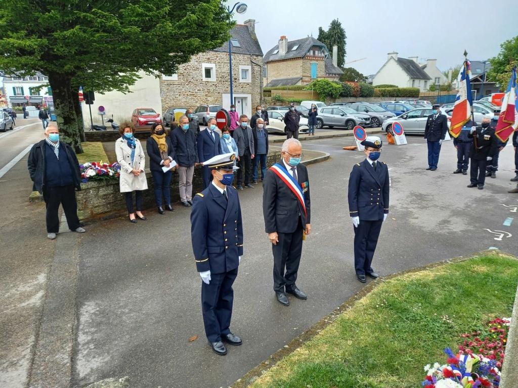 [ Histoires et histoire ] Commémoration du 8 mai 1945 à Fouesnant - Page 2 20210512