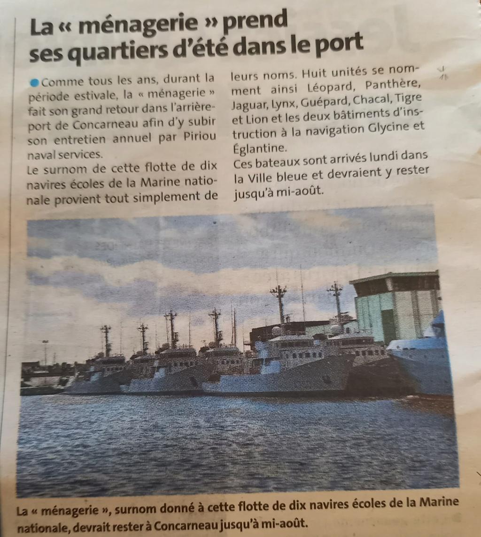 [Vie des ports] LE PORT DE CONCARNEAU - Volume 006 - Page 22 20210713