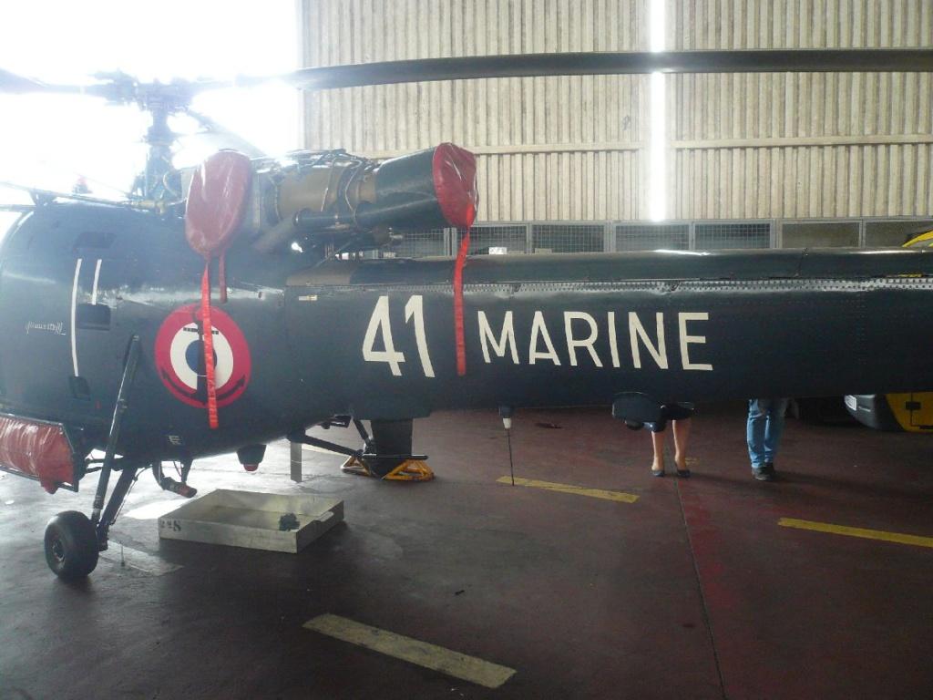 [Aéronavale divers] Alouette 3 - Page 6 26-04-10