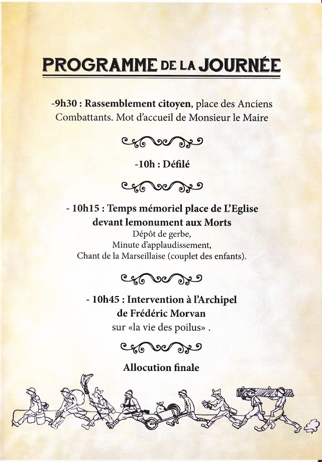 [ Histoires et histoire ] LE CENTENAIRE DE LA GRANDE GUERRE - Page 15 3_14-110
