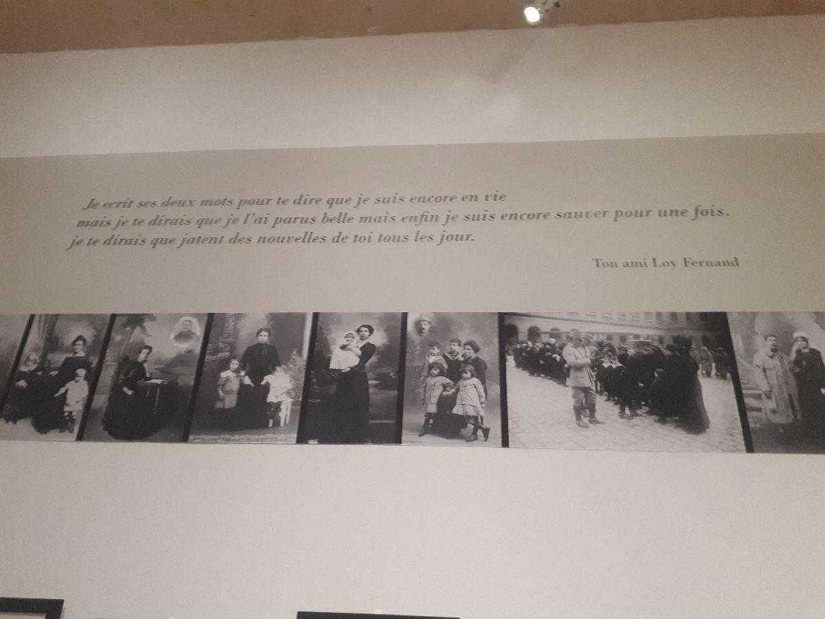 [ Histoires et histoire ] LA TRANSMISSION DE LA MÉMOIRE À TRAVERS LA DÉCOUVERTE DE LIEUX ANCRÉS DANS L'HISTOIRE 4710