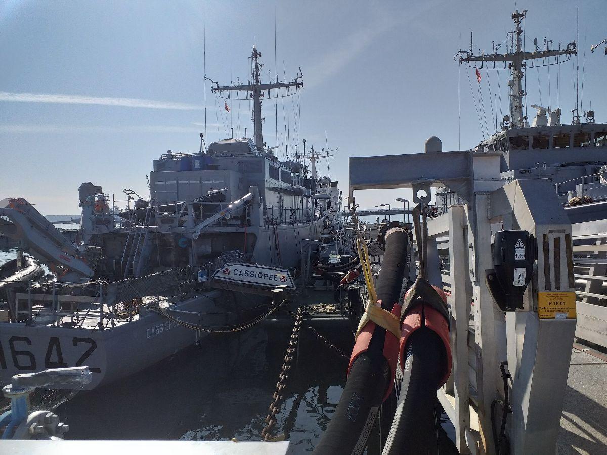 [Les ports militaires de métropole] Port de BREST - TOME 3 - Page 10 718