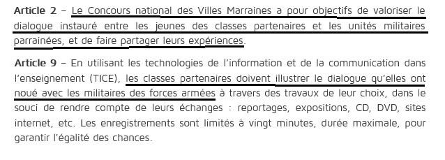 [Les traditions dans la Marine] Les Villes Marraines - Page 15 Articl10