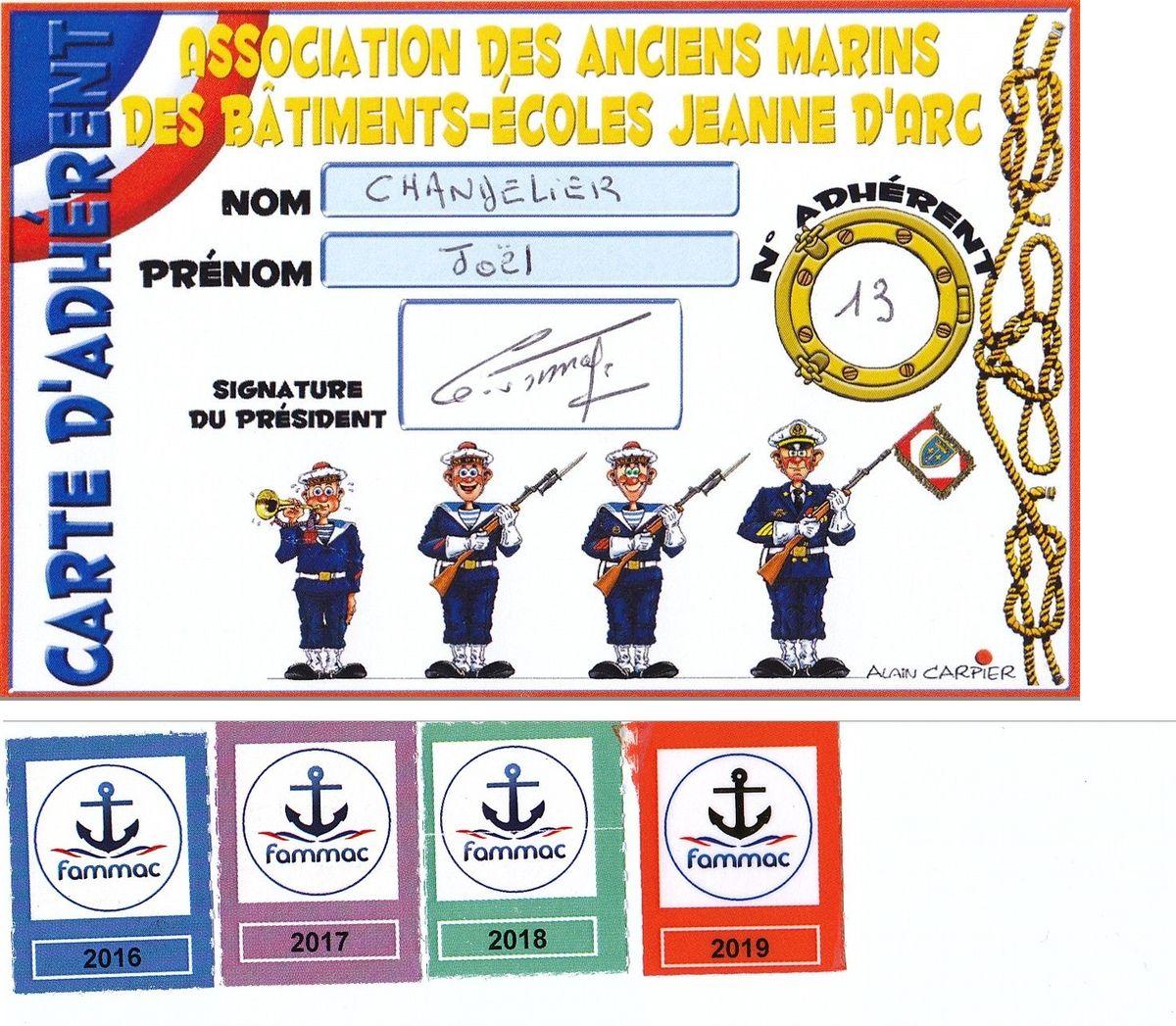 [ Logos - Tapes - Insignes ] Médaille de la FAMMAC Carte13