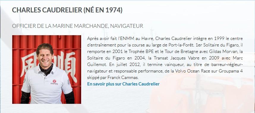 [ Marine à voile ] Volvo Ocean Race 11ème et dernière étape Charle11