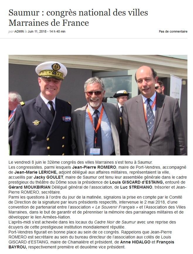 [Les traditions dans la Marine] Les Villes Marraines - Page 12 Congry10