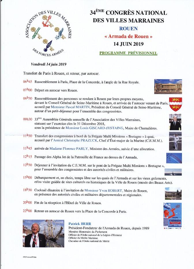[Les traditions dans la Marine] Les Villes Marraines - Page 15 Congrz10