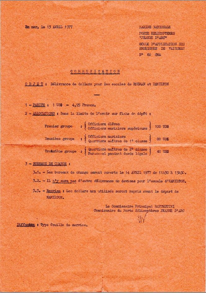 JEANNE D'ARC (PH) - VOLUME 4 - Page 20 Devise10