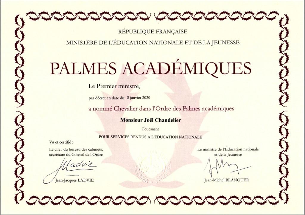 [ Histoire et histoires ] Médailles, insignes et autres Diplom13