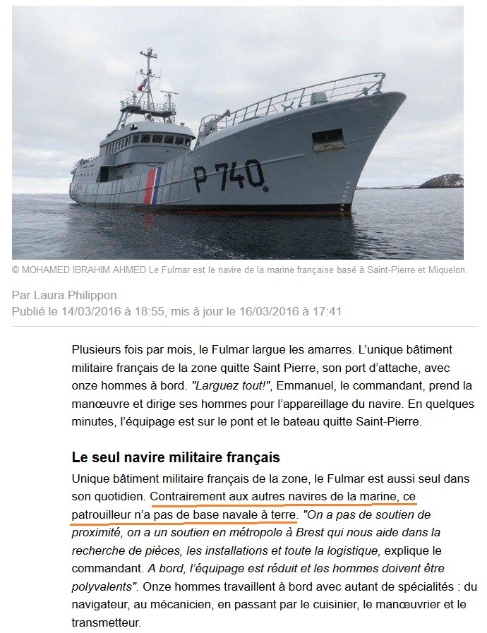 [Les traditions dans la Marine] Les Villes Marraines - Page 15 Fulmar10