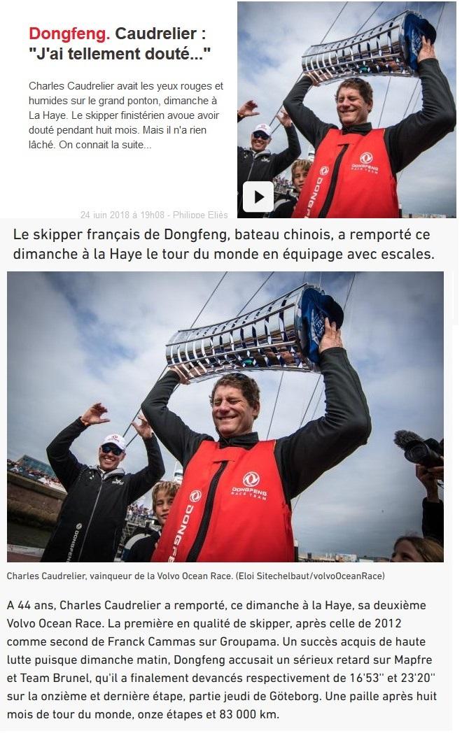 [ Marine à voile ] Volvo Ocean Race 11ème et dernière étape Gagnzo10