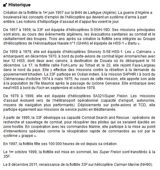 FLOTTILLE 33 F - Page 20 Histor10