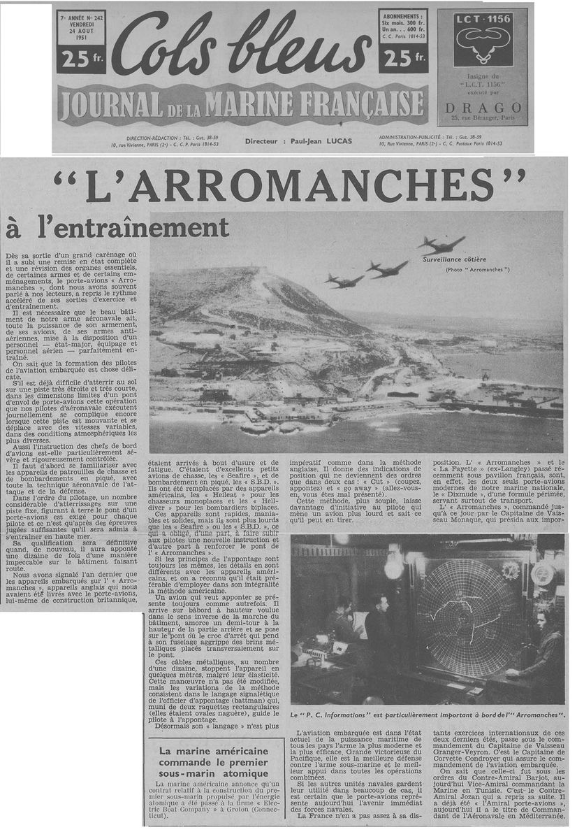 ARROMANCHES (PA) - Page 30 Journa10