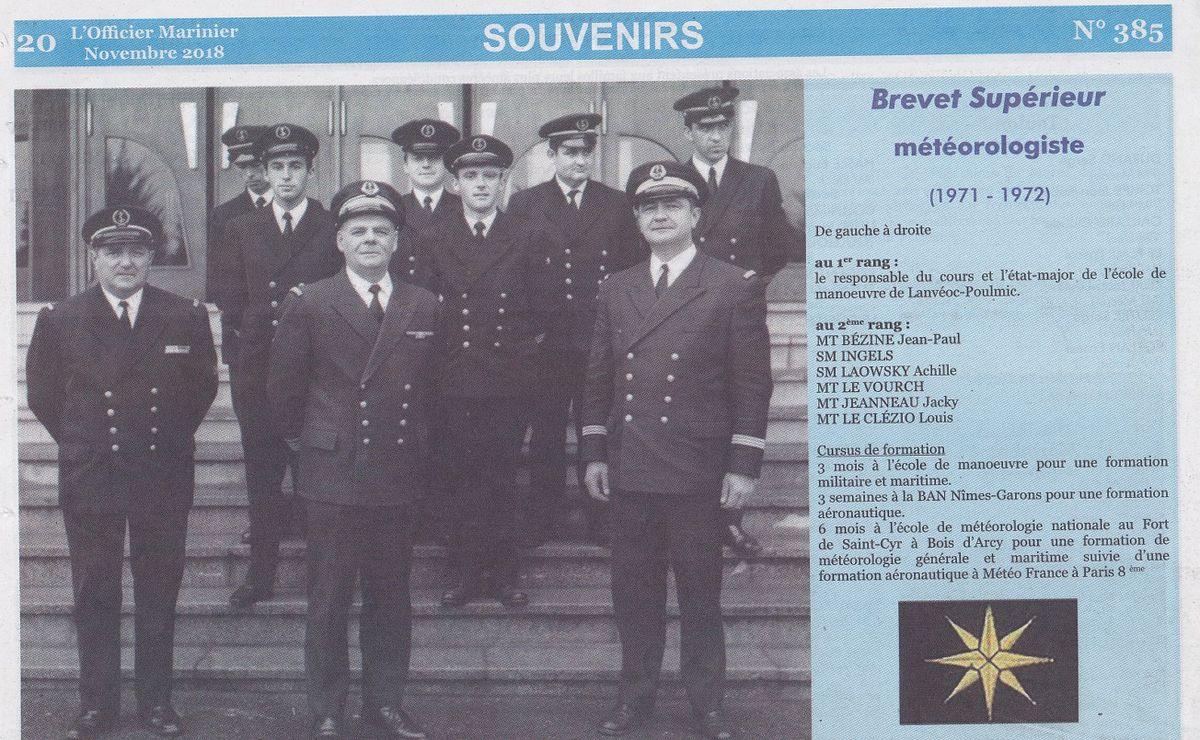 ALBUM PHOTOS DE COURS - ÉCOLE DE LA MÉTÉOROLOGIE Meteo10