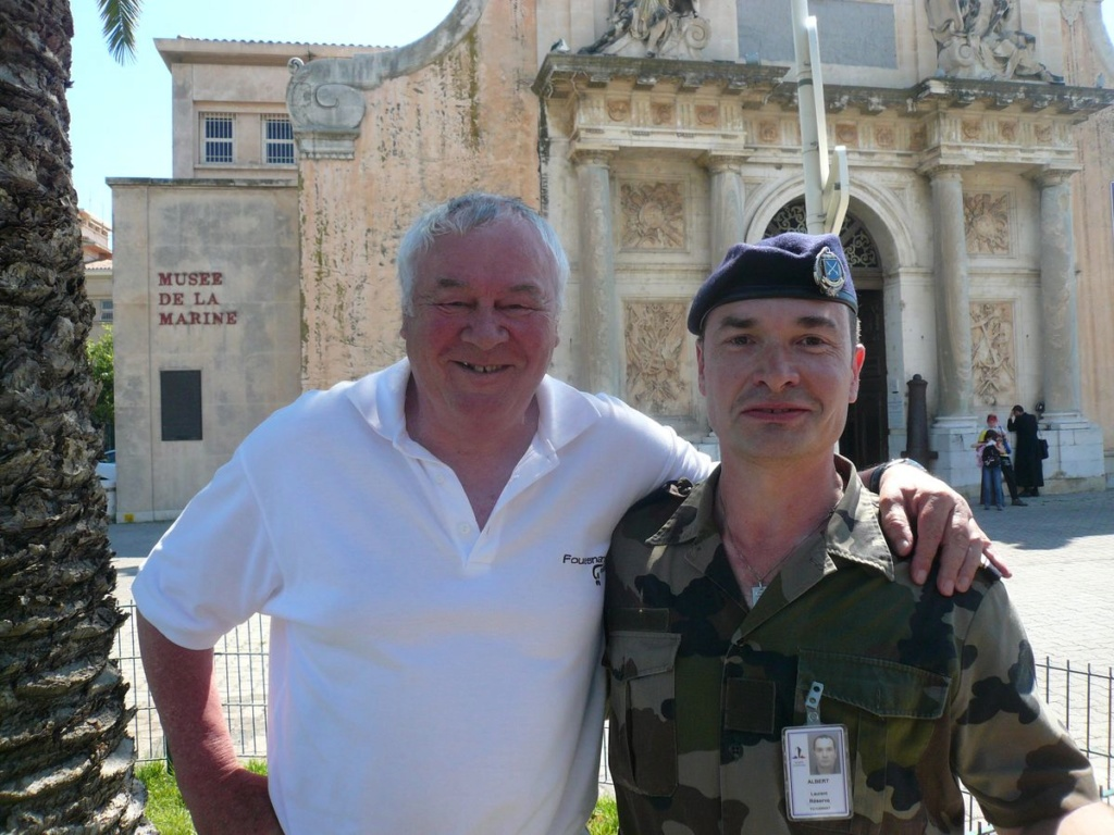 [Les Ports Militaires de Métropole]  De la création de l'arsenal de Toulon à aujourd'hui la base navale - Page 2 P1120210