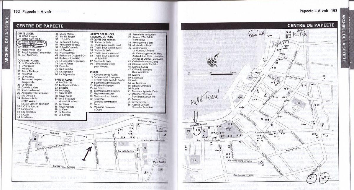 [Papeete] PAPEETE HIER ET AUJOURD'HUI - TOME 2 - Page 38 Plan11