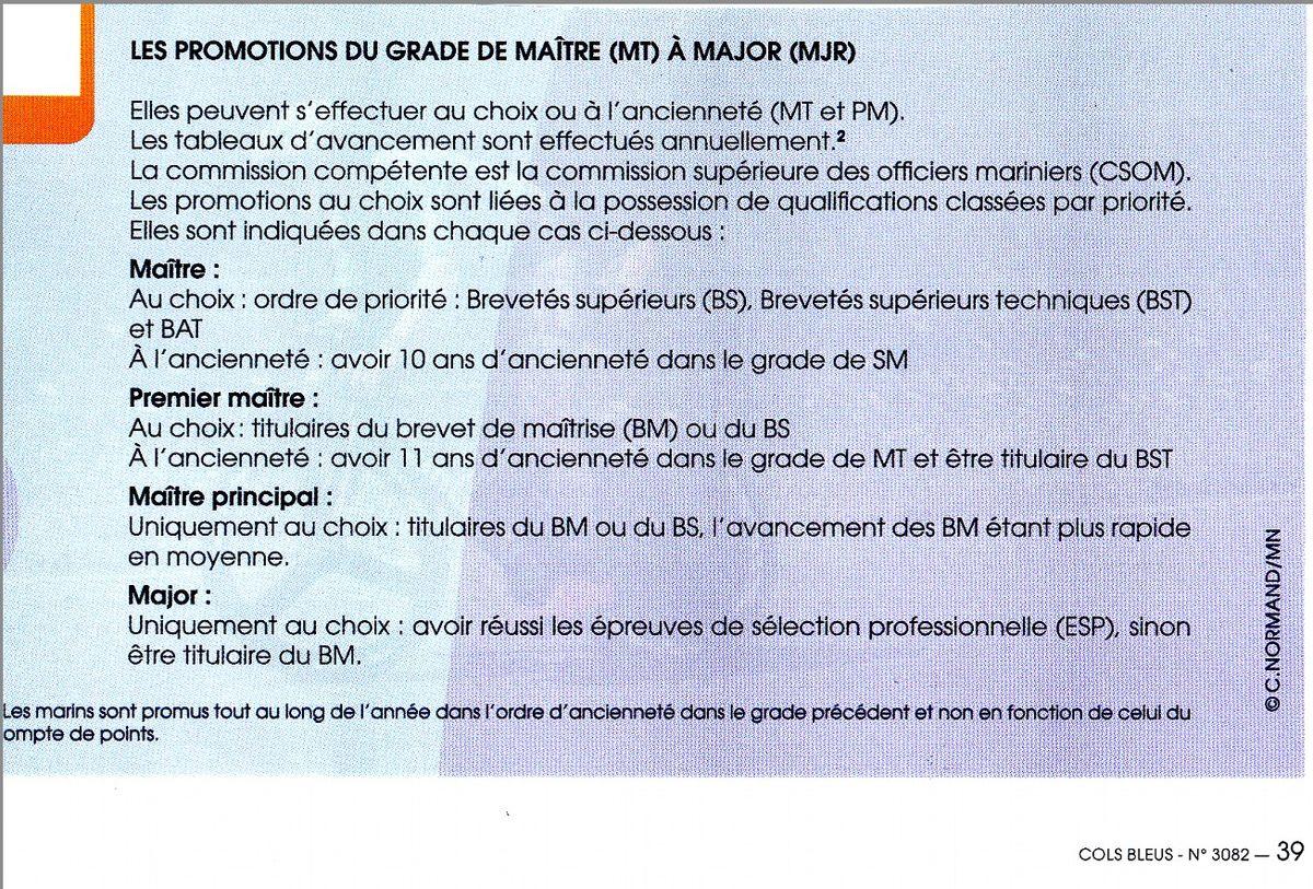 [Les traditions dans la Marine] Le passage à la chambre d'avancement - Page 4 Promot10