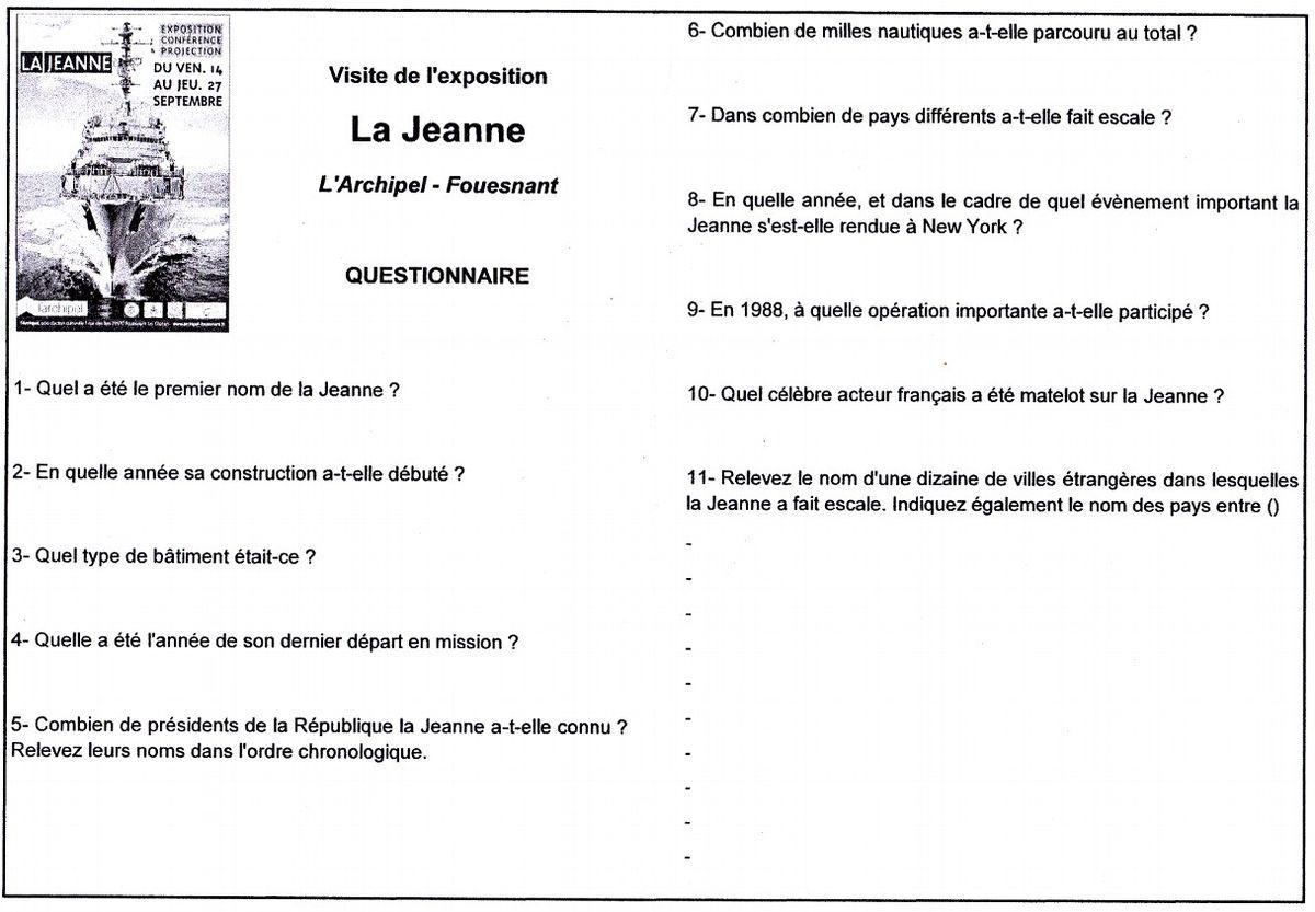JEANNE D'ARC (PH) - VOLUME 4 - Page 20 Questi10