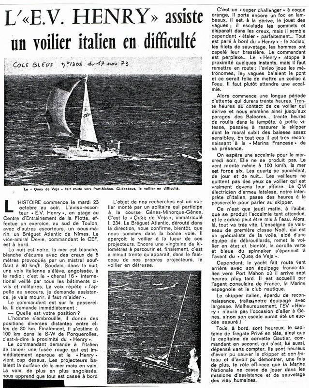 ENSEIGNE DE VAISSEAU HENRY (AE) Tome 2 - Page 18 Sauvet11