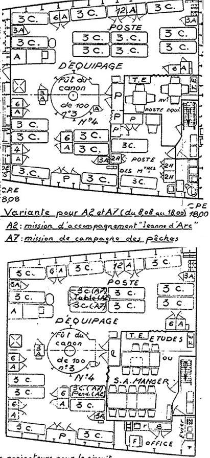 ENSEIGNE DE VAISSEAU HENRY (AE) Tome 2 - Page 19 Varian11