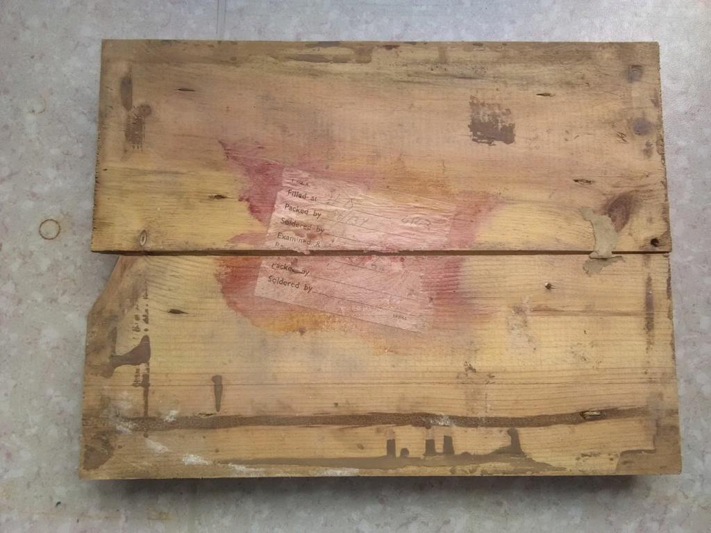 caisse anglaise tnt démolition  C110