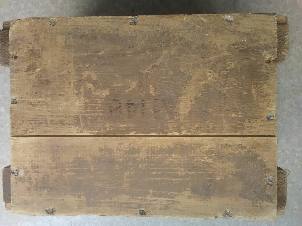caisse anglaise tnt démolition  C710
