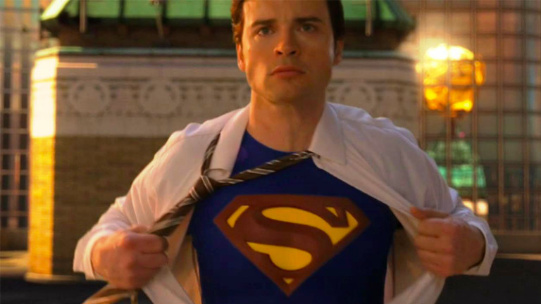 Tom Welling Reprising his Smallville role for Crisis in Infinite Earths Image020
