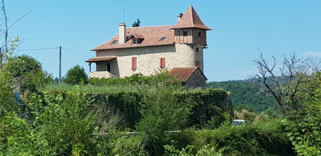[Autres voyages/France] Lot, Dordogne, Charente  20180818
