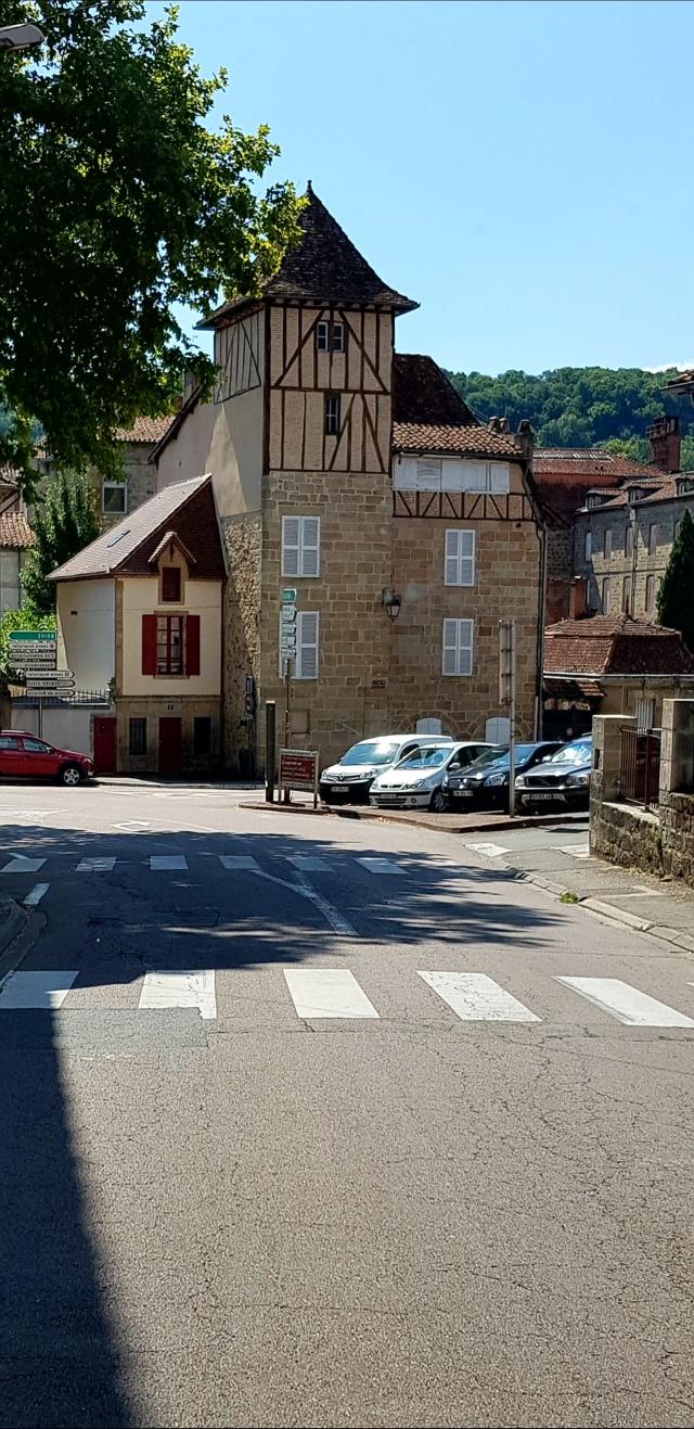 [Autres voyages/France] Lot, Dordogne, Charente  20180820
