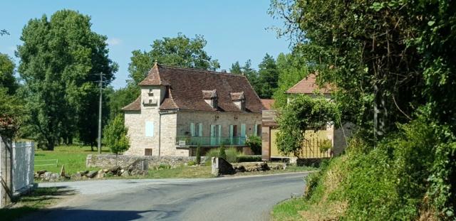 [Autres voyages/France] Lot, Dordogne, Charente  20180821